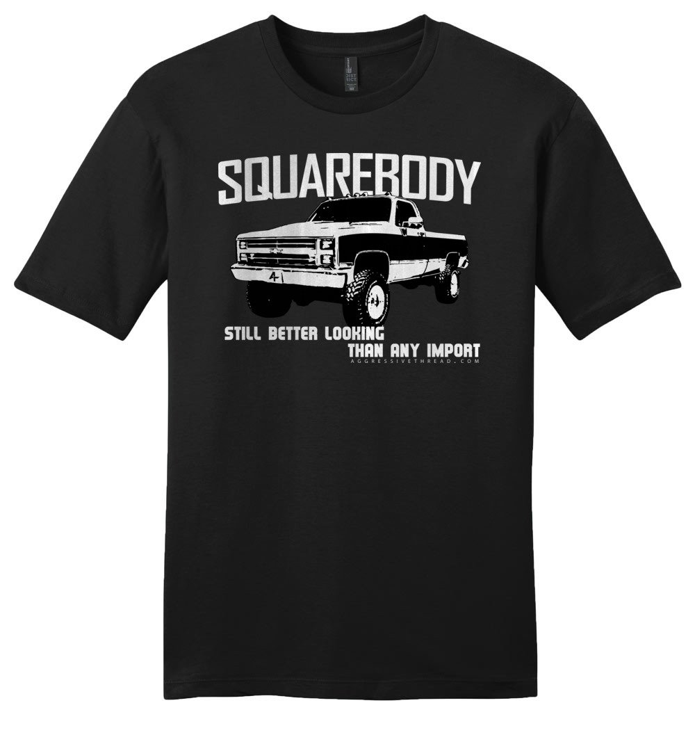 Squarebody Chevy Truck Premium T-Shirt (🏷️10% OFF - Purchase 2 Or More Items)