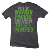 Powerstroke Ram or Powerstroke 6.7 Six MF'N Seven T-Shirt