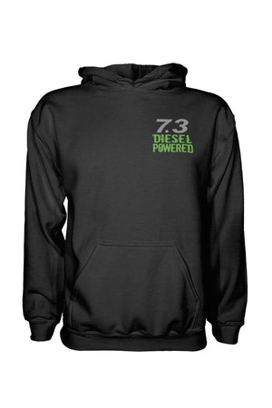 Powerstroke 7.3 Seven MF'N Three Power Stroke Hoodie Sweatshirt