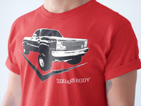 Square Body 80's Truck T-Shirt