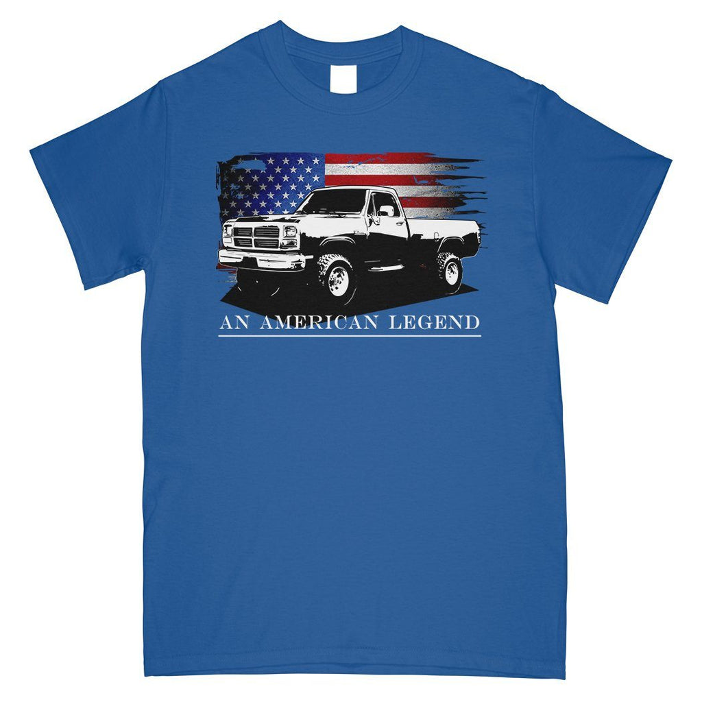 First Gen Dodge Ram | 1st Gen Cummins | Aggressive Thread Truck Apparel