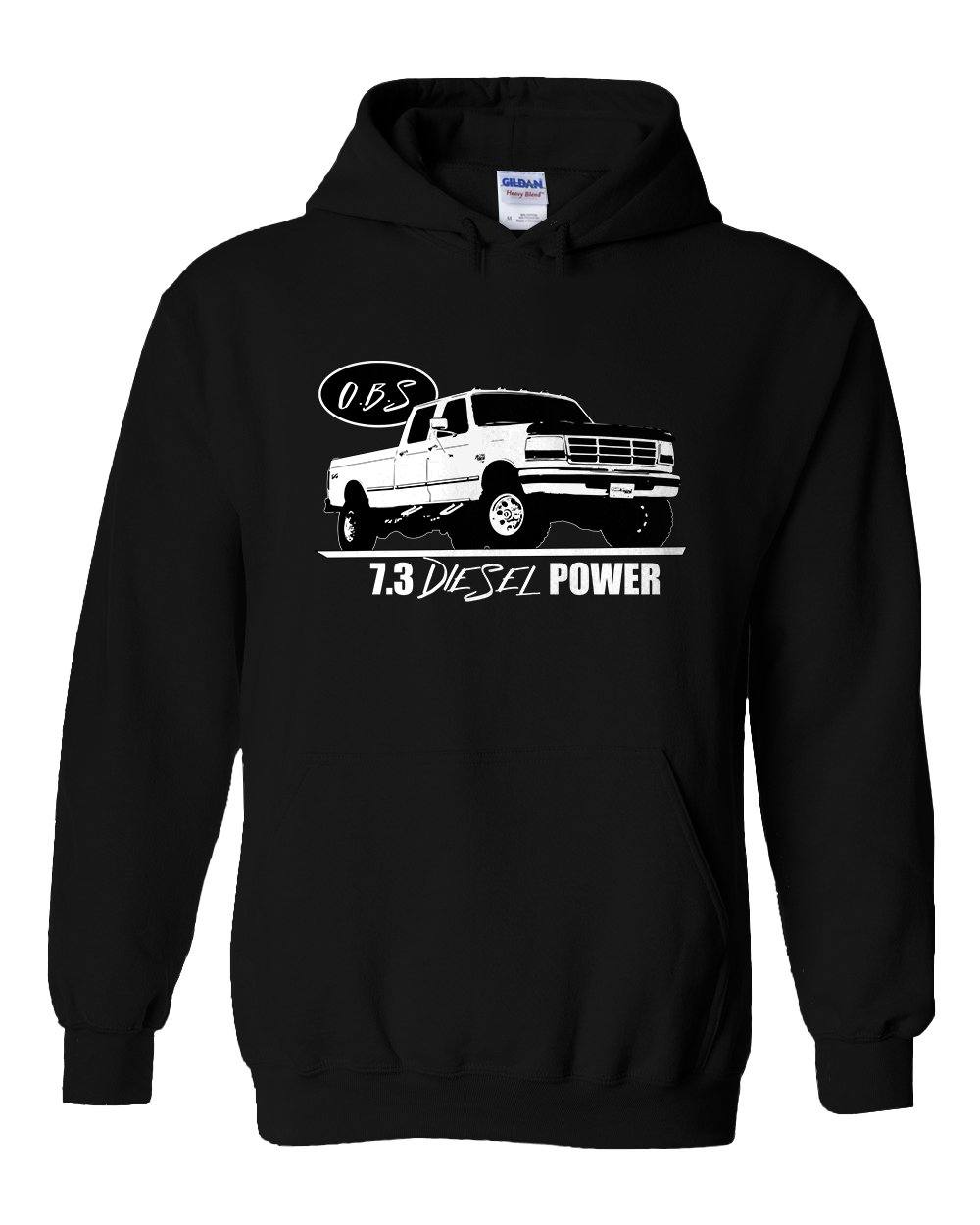 7.3 Power Stroke OBS Crew Cab Hoodie