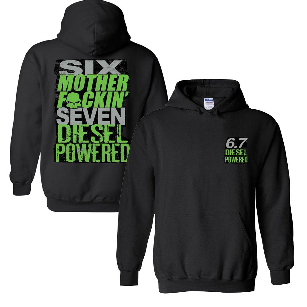 6.7 MF'N Power Stroke Powerstroke Hoodie Sweatshirt 09-2020