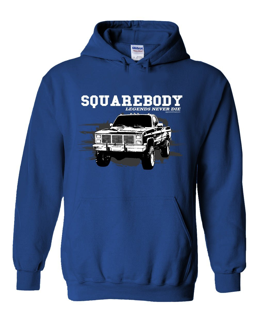 Squarebody GMC Chevy Sweatshirt Hoodie (🏷️10% OFF - Purchase 2 Or More Items)