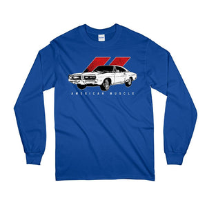 1969 Dodge Charger T-Shirt | Aggressive Thread Muscle Cars