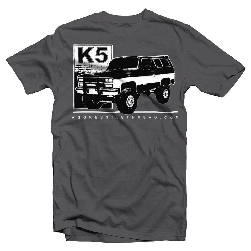 Square Body K5 Blazer T-Shirt