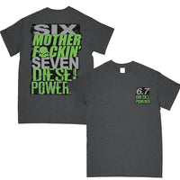 6.7 MF'N Power Stroke Powerstroke or Ram T-Shirt (🏷️10% OFF - Purchase 2 Or More Items)