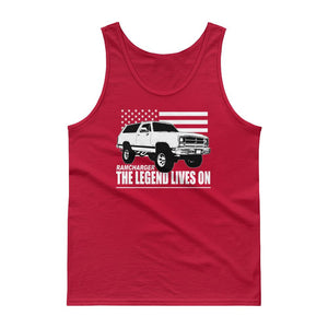 First Gen Dodge Ramcharger Tank Top Shirt