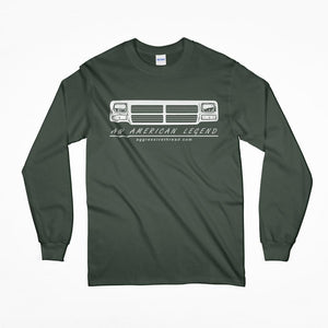 1981-1993 First Gen Dodge Ram Grille Long Sleeve T-Shirt