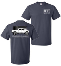 Square Body Chevy T-Shirt | Crew Cab Squarebody Shirt | Aggressive Thread Diesel Truck Apparel