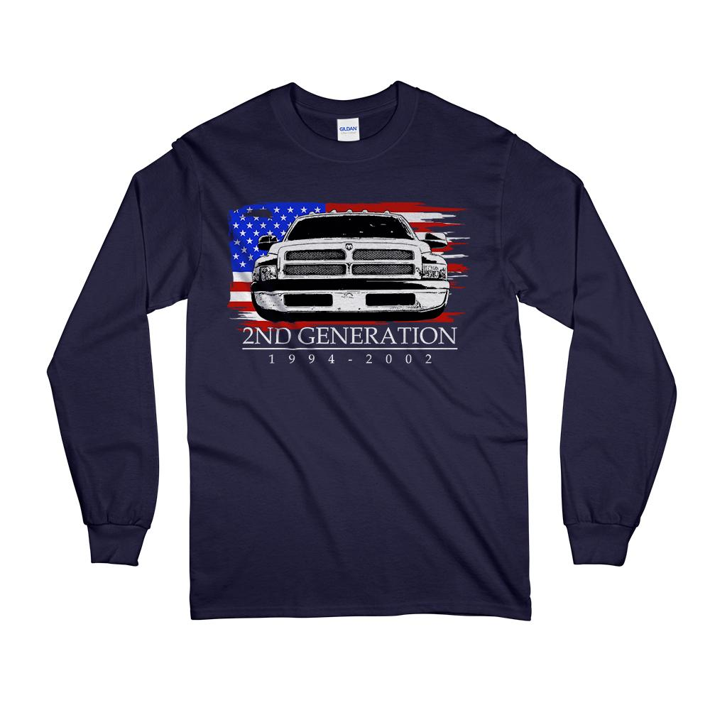 2nd Generation 1994-2002 Long Sleeve T-Shirt