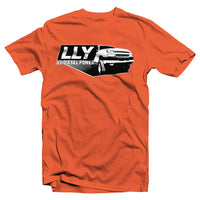 Duramax T-Shirt | LLY Duramax Shirt | Aggressive Thread Diesel Truck Apparel
