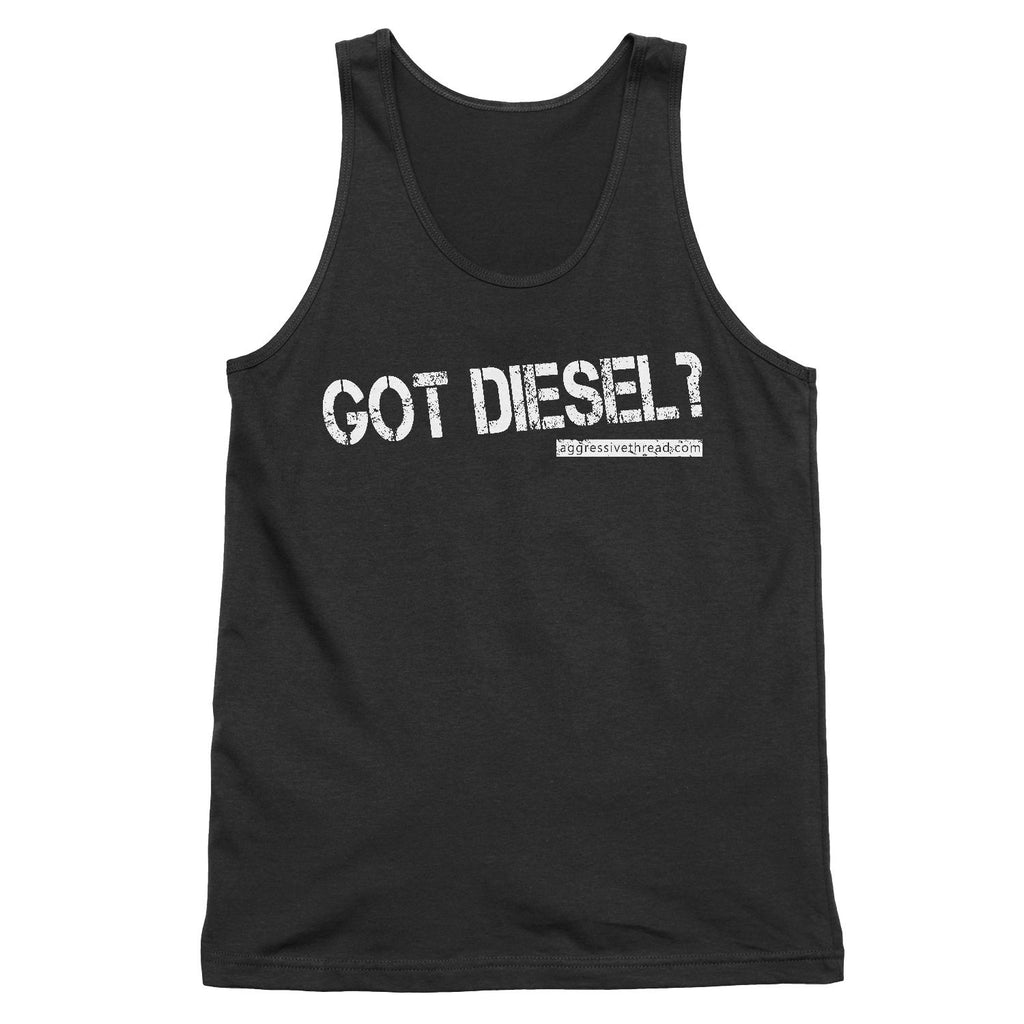 Got Diesel? Truck Tank Top