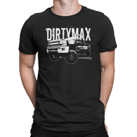 Dirtymax Duramax T-Shirt with 09 Truck