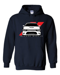 Cummins Hoodie Sweatshirt | 12 valve | Second Gen Dodge Ram | Aggressive Thread Truck Apparel Designs