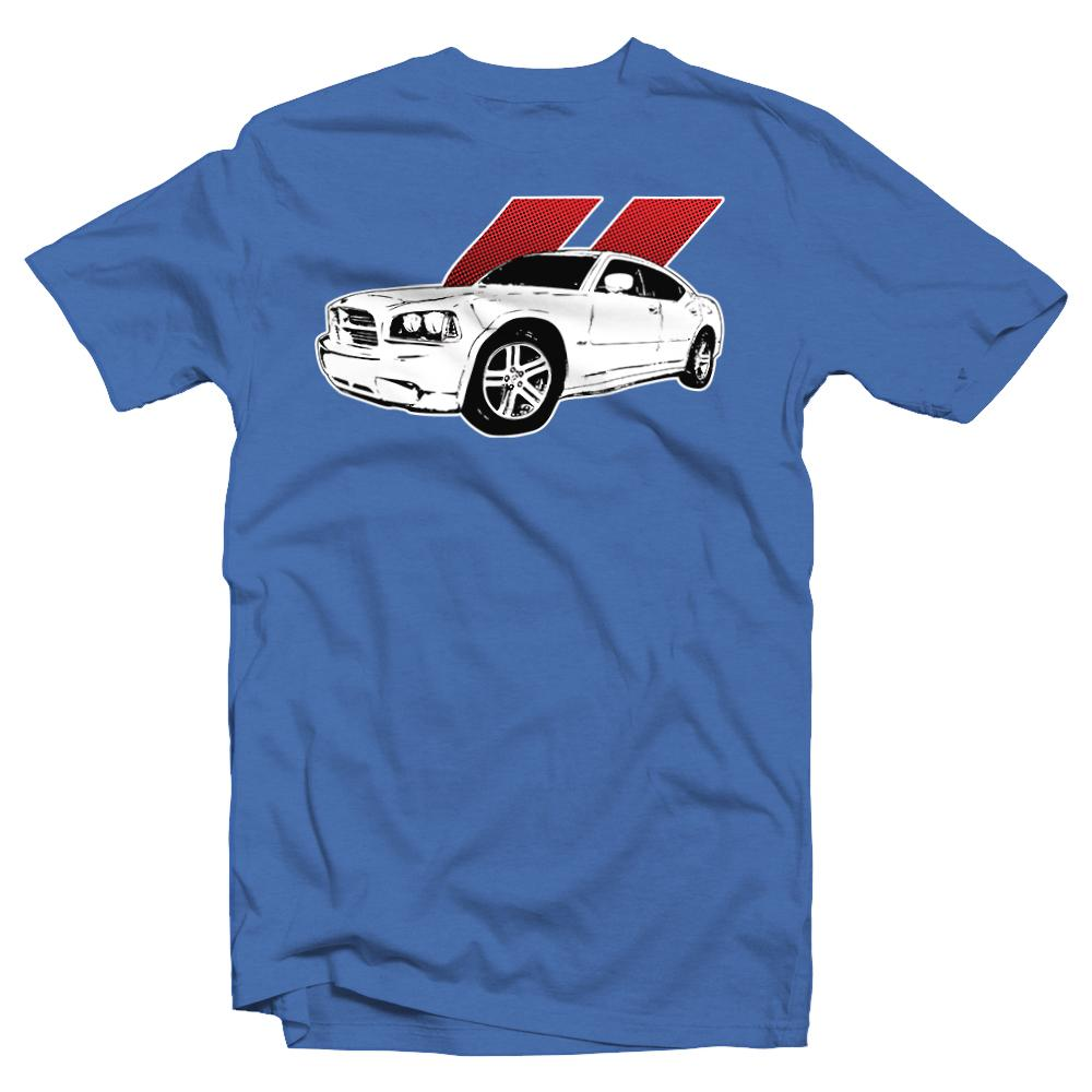 2006-2010 Dodge Charger LX T-Shirt