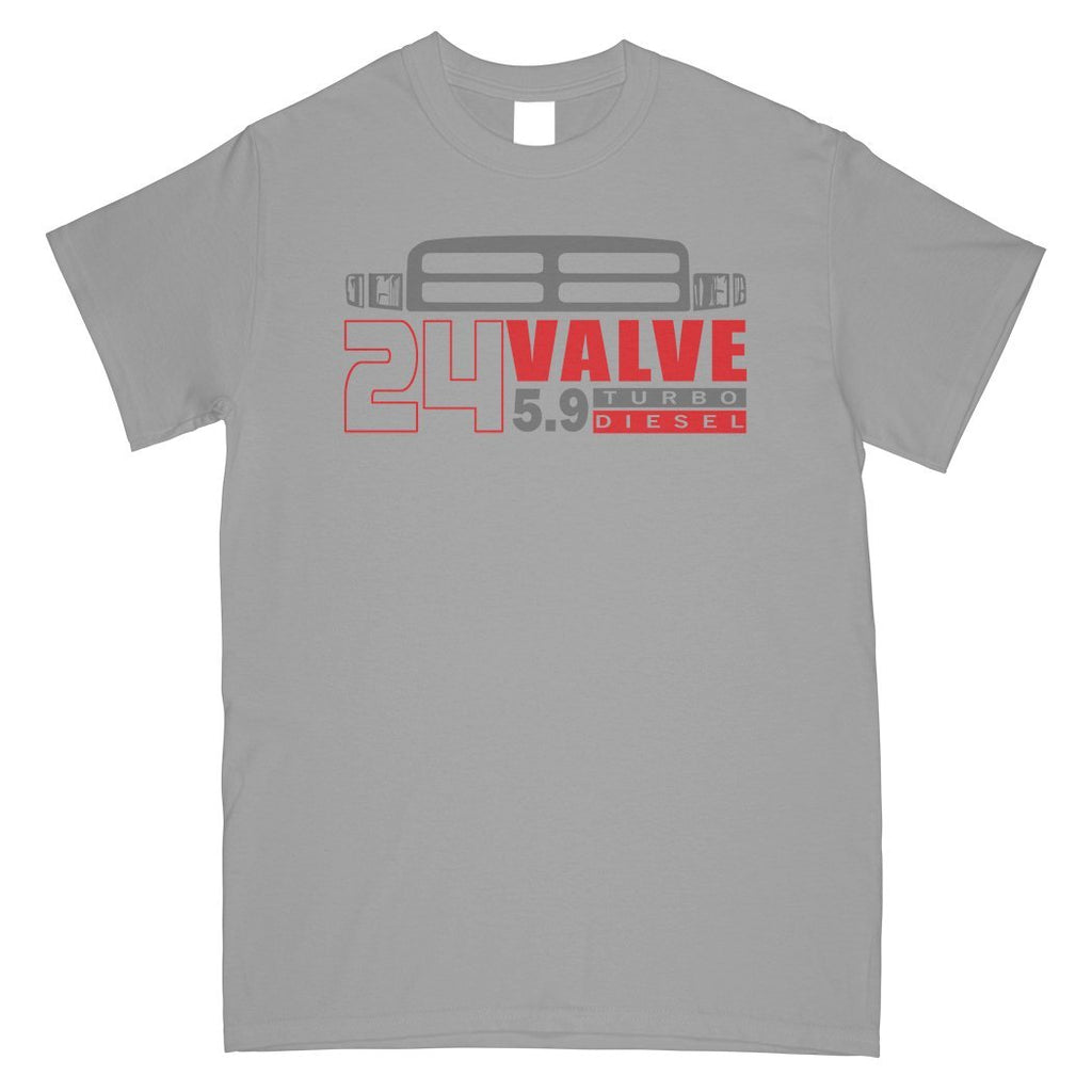 Cummins T-Shirt | 2nd Gen Cummins | Aggressive Thread Diesel Truck Apparel