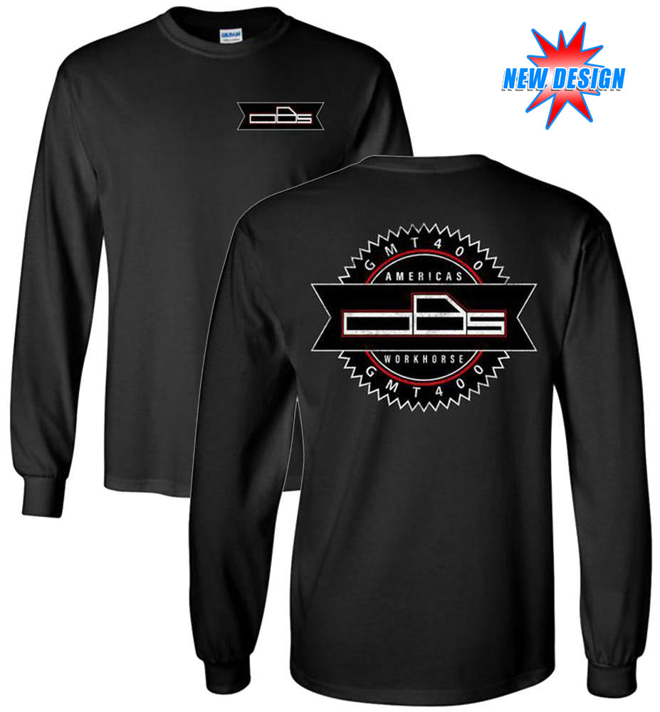 OBS GMT400 Chevy GMC Long Sleeve T-Shirt