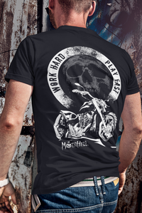 MotrHedz - Motorcycle T-Shirt