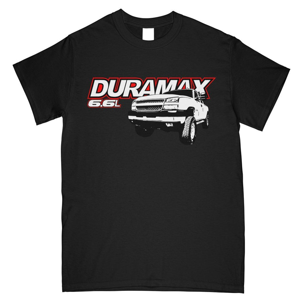 Duramax T-Shirt | LBZ Duramax Shirt | Aggressive Thread Diesel Truck Apparel