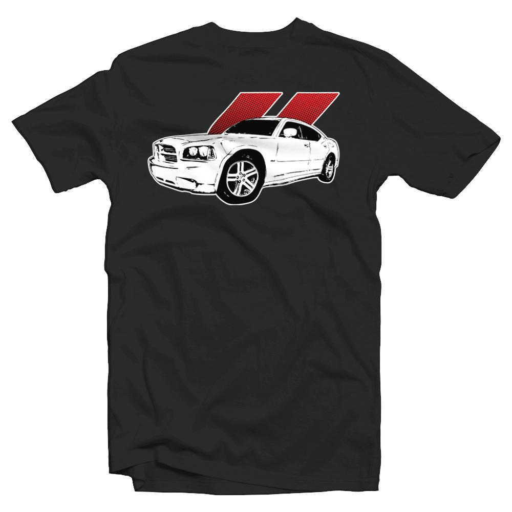 Dodge Charger Modern Muscle Car T-Shirt
