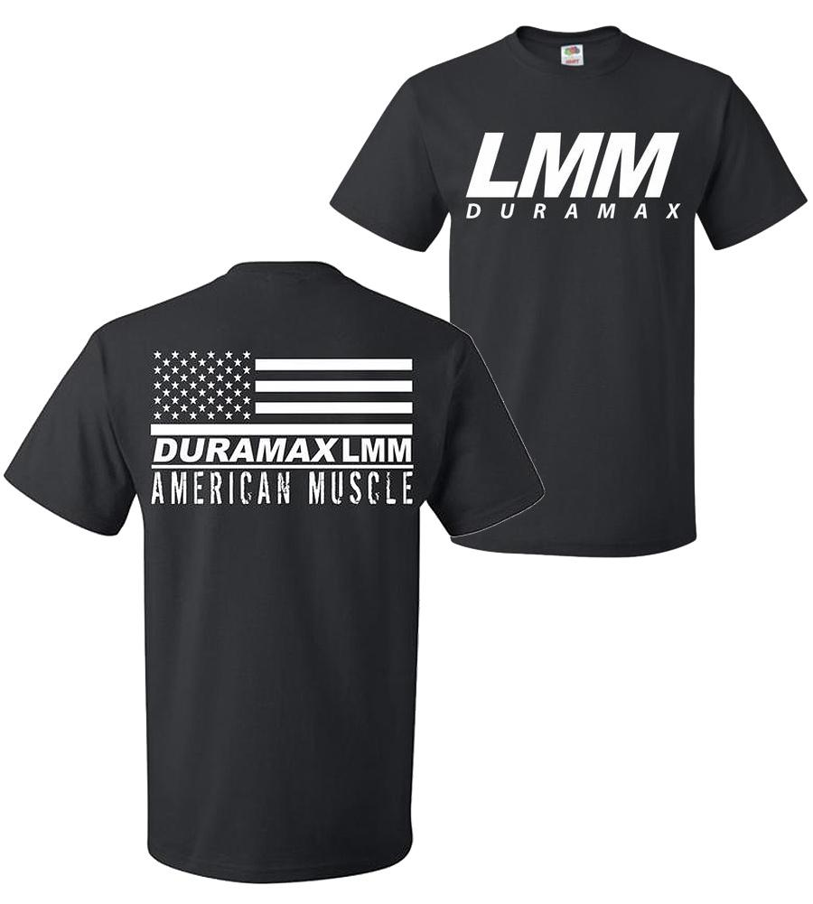 LMM Duramax T-Shirt | Duramax Shirt | Aggressive Thread Truck Apparel