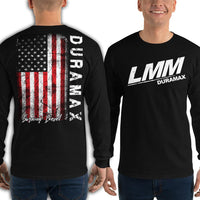 LMM Duramax Burning Diesel Long Sleeve T-Shirt