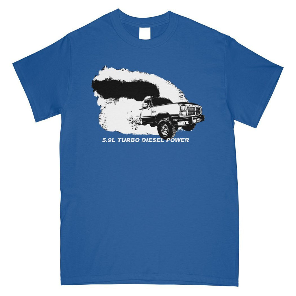 First Gen Dodge Ram | Cummins Diesel Shirt | Aggressive Thread Diesel Truck Apparel