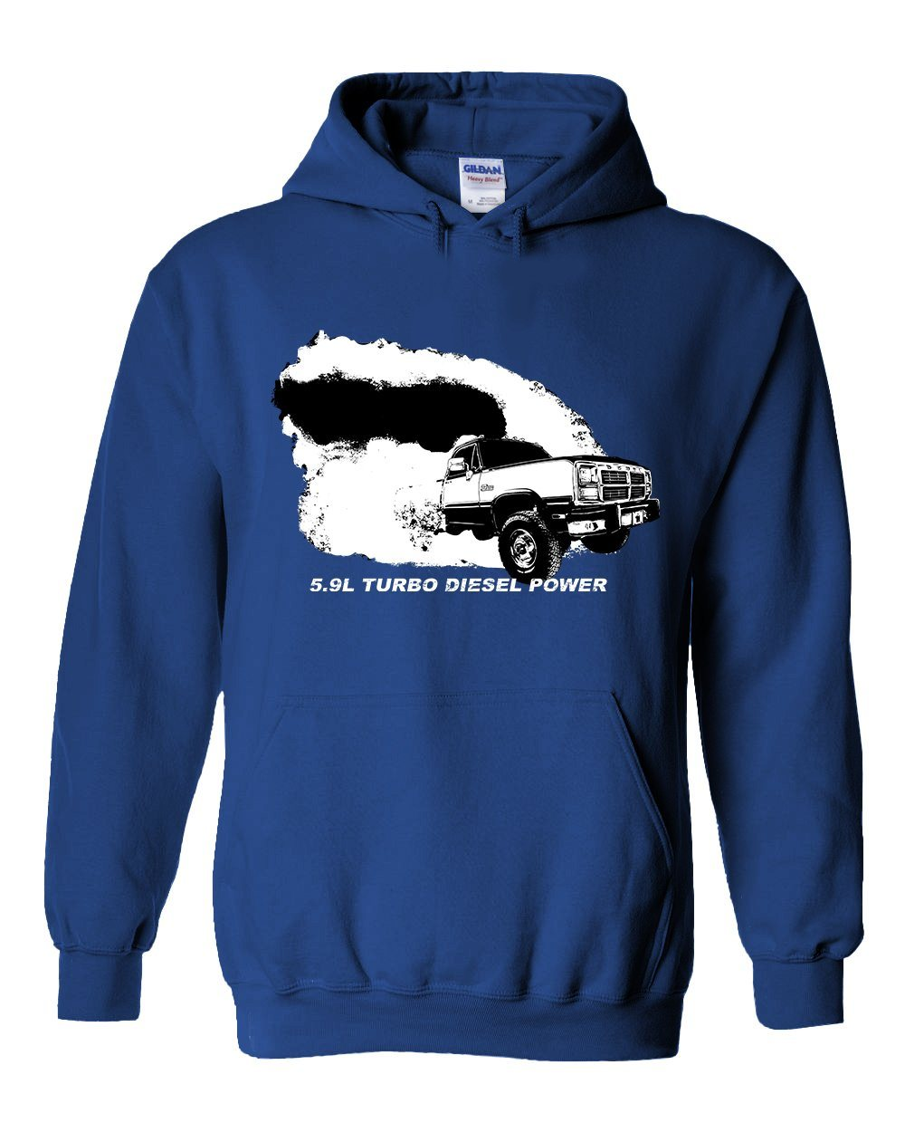 first gen Dodge Ram Hoodie From Aggressive Thread