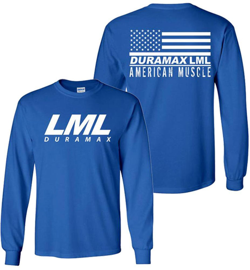LML Duramax T-Shirt | Duramax Shirt | Aggressive Thread Truck Apparel