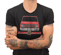 Square Nation C10 Square Body T-Shirt