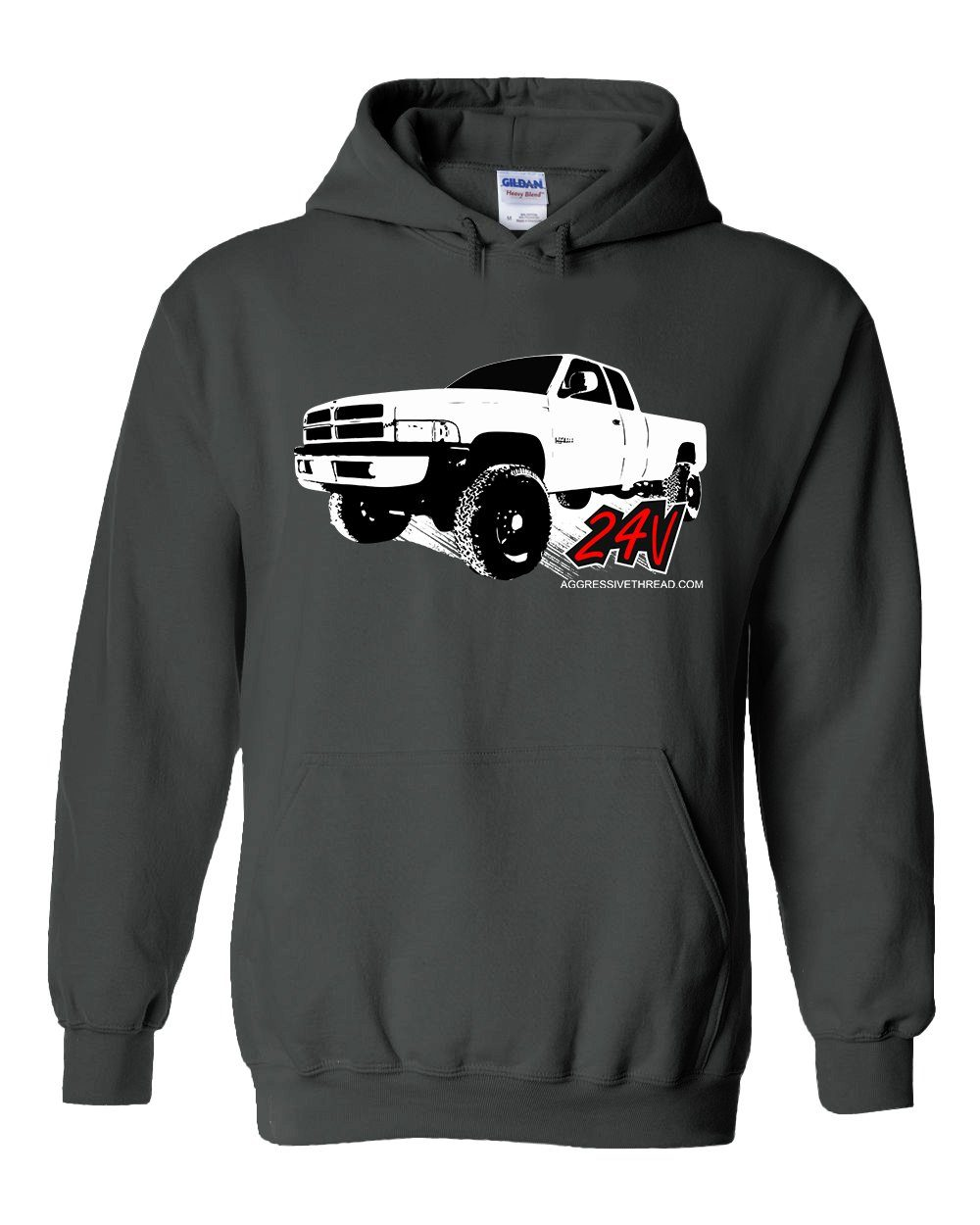 Cummins 24v 5.9 Second Gen Dodge Ram Hoodie
