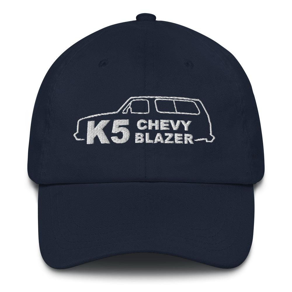 K5 Blazer Square Body Hat
