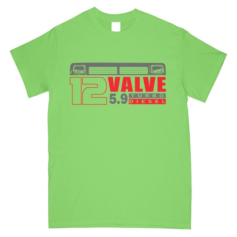 First Gen T-Shirt - 12 Valve Diesel Truck v2 (🏷️10% OFF - Purchase 2 Or More Items)