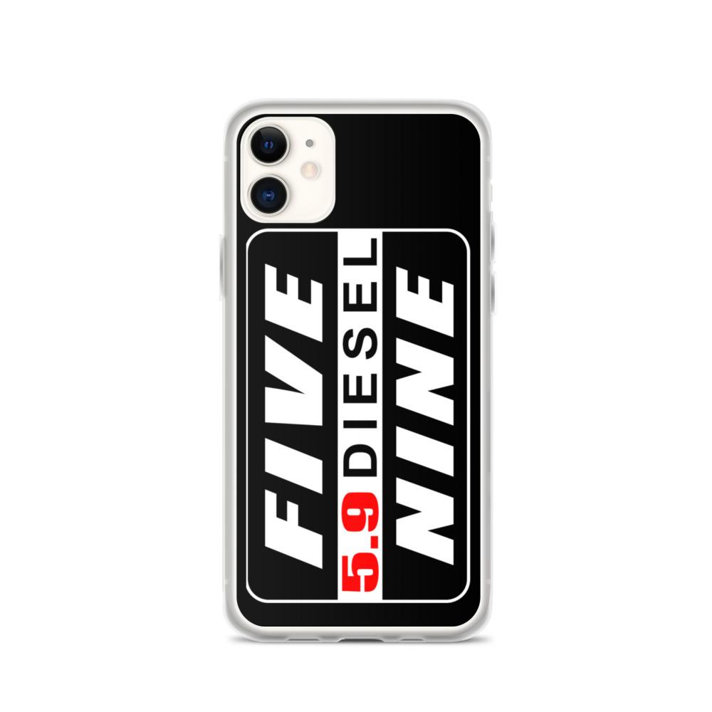 5.9 Diesel Protective Phone Case - Fits iPhone