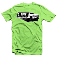 LML Duramax Diesel Power 2010 Version T-Shirt