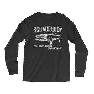 Squarebody Chevy Truck Premium Long Sleeve T-Shirt