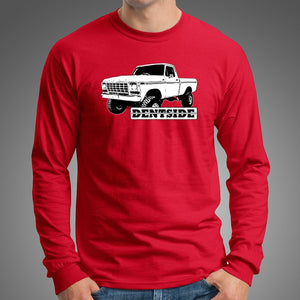 Dentside 4x4 Pickup Long Sleeve T-Shirt