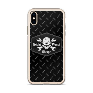 Twisted Wrench Garage - iPhone Case