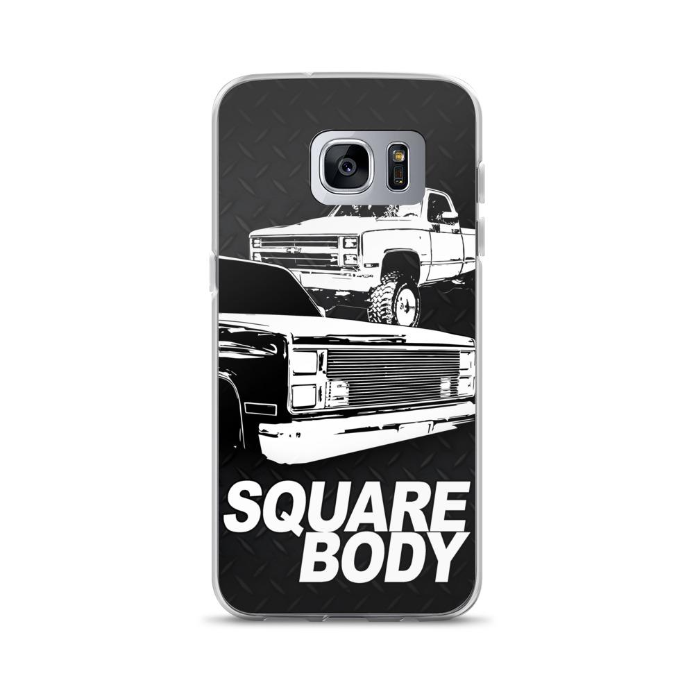 Square Body C10 K10 Chevy Samsung Case