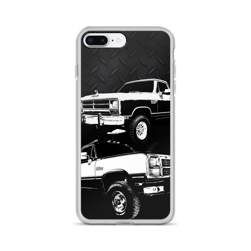 First Gen Dodge Ram iPhone Case