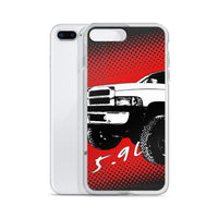 2nd Gen Second Gen Dodge Ram 5.9l iPhone Case