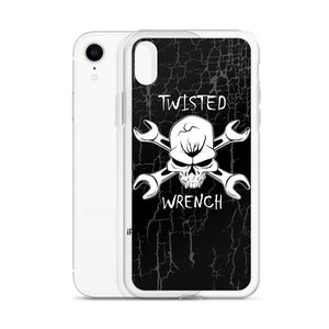 Twisted Wrench Mechanic - iPhone Case