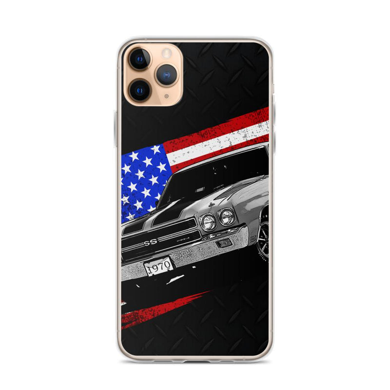 1970 Chevrolet Chevelle Phone Case | Aggressive Thread Muscle Car Apparel