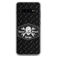 Twisted Wrench Garage Mechanic - Samsung Case