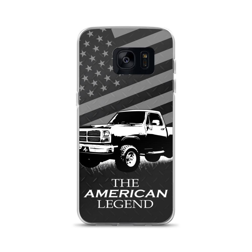 First Gen Dodge Ram Samsung Case