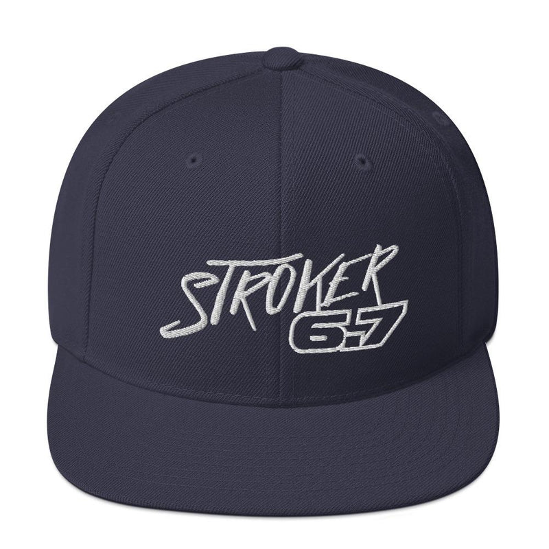 Power Stroke 6.7 Snapback Hat