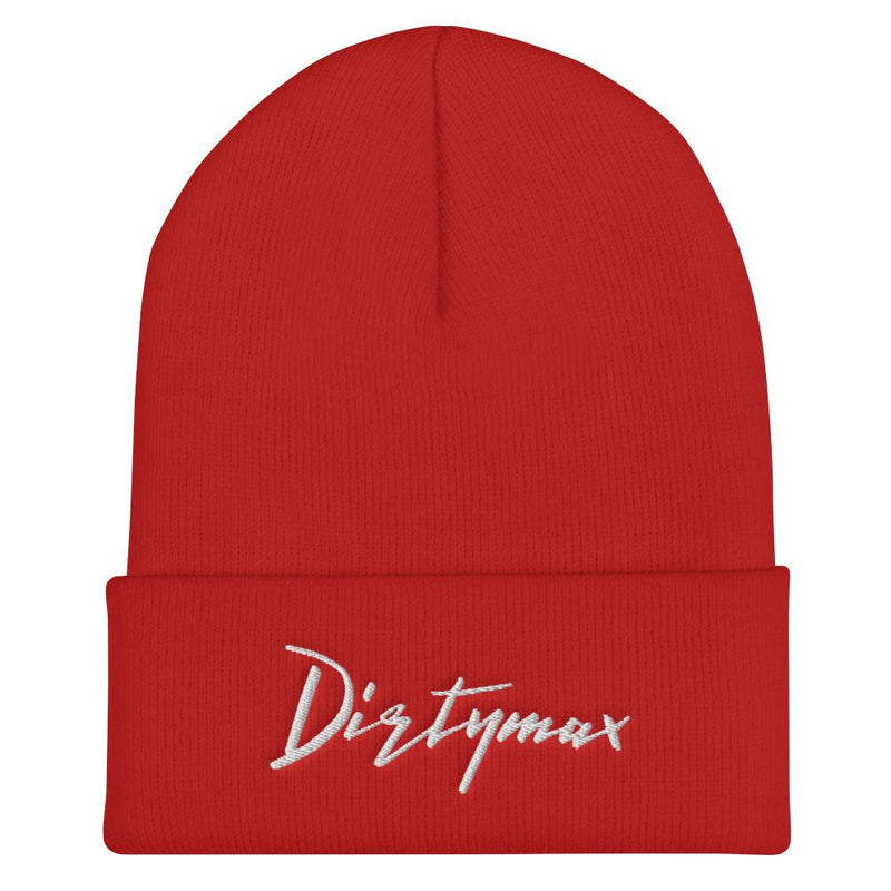Dirtymax Duramax Winter Hat Cuffed Beanie