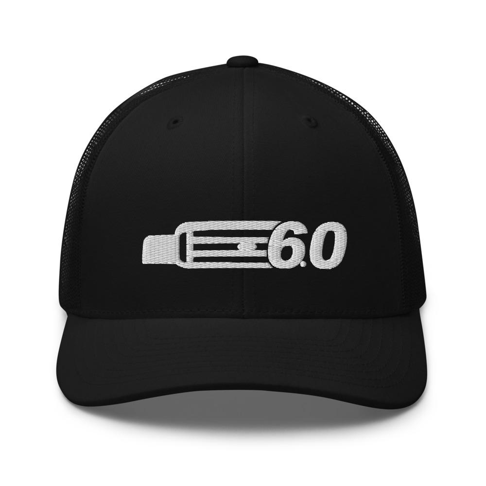 6.0 Power Stroke Hat Trucker Cap