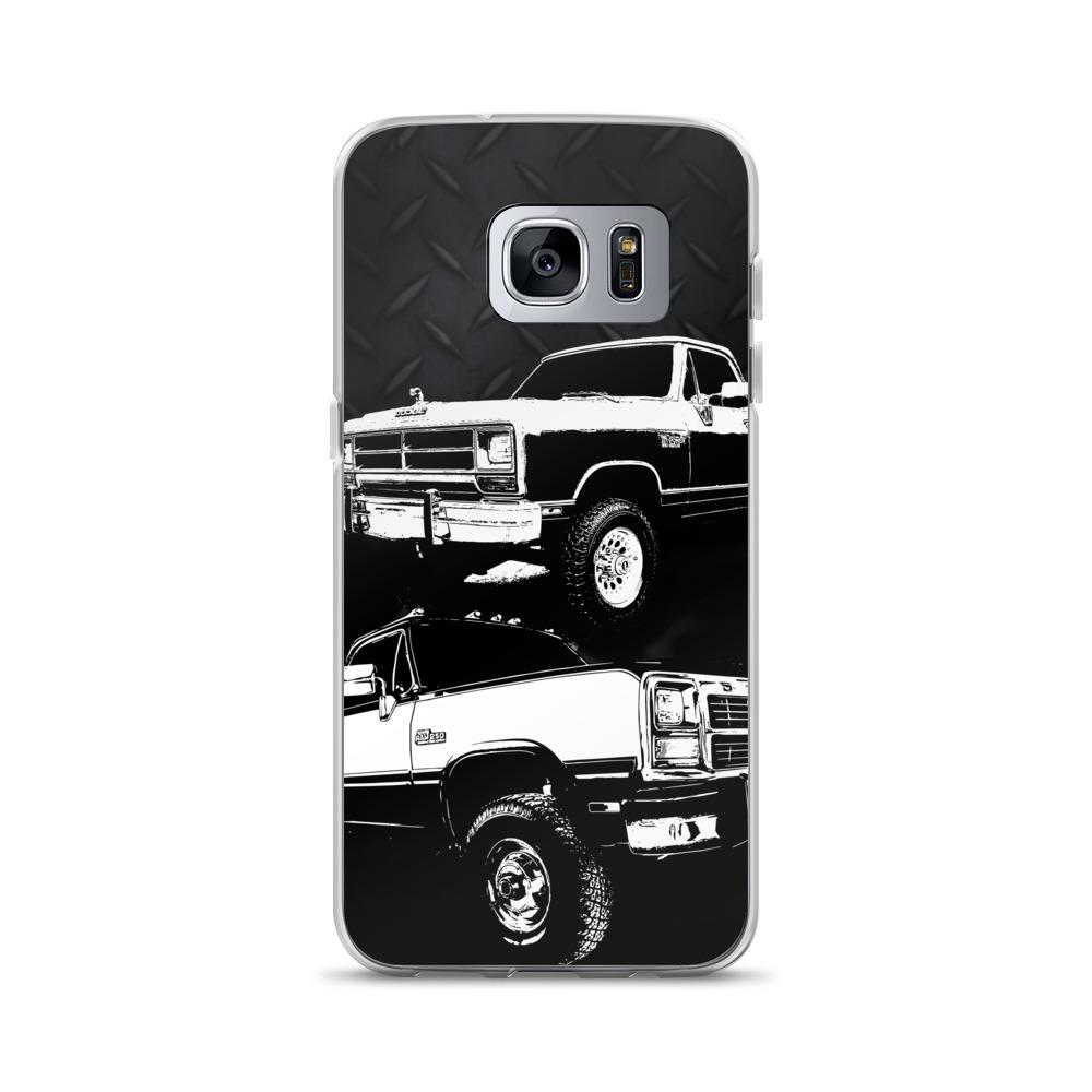 First Gen Dodge Ram Samsung Phone Case